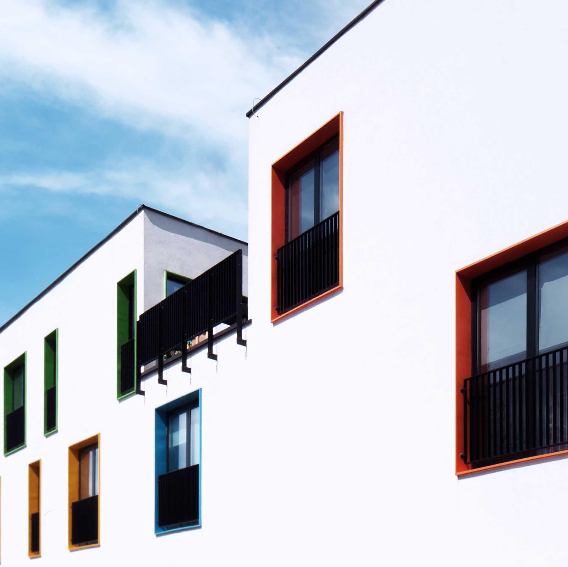 Budynek mieszkalno-usługowy przyul.Łagiewnickiej