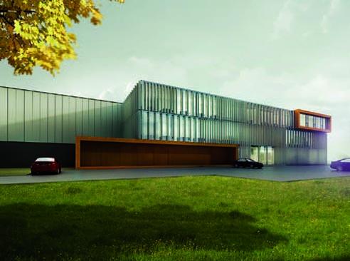 Centrum Logistyczne wRzeszowie