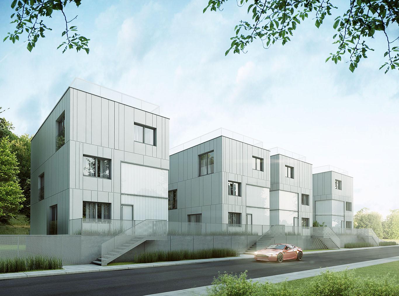 Kompleks budynków mieszkalnych przyul.Słonecznikowej